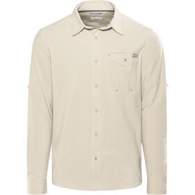 Columbia Triple Canyon Solid Langærmet T-shirt Herrer beige